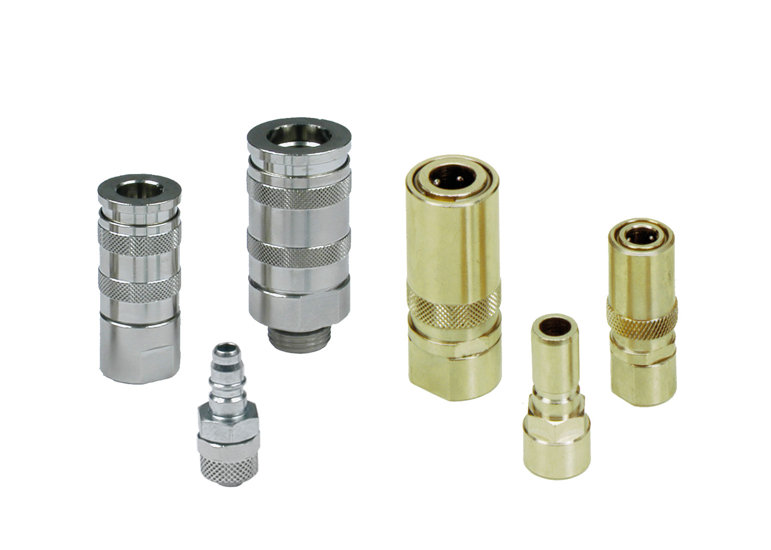 QUICK-FIT IAC ANS ISC SERIES
